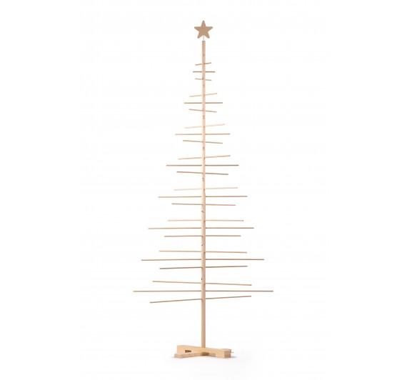 Xmas3 wooden Christmas tree Size XL