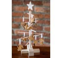 Xmas3 wooden Christmas tree Size XS