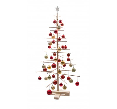 Xmas3 wooden Christmas tree Size M