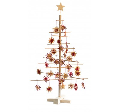 Xmas3 wooden Christmas tree Size S