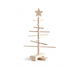 Xmas3 wooden Christmas tree Size XS