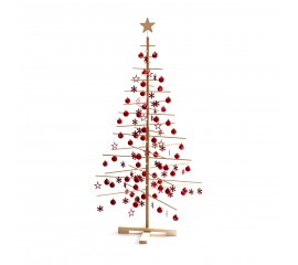 Xmas3 wooden Christmas tree Size L