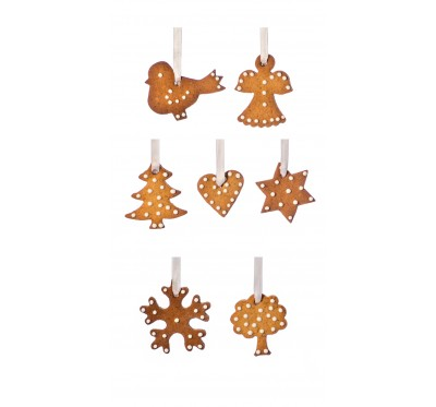 Gingerbread Size S Package A