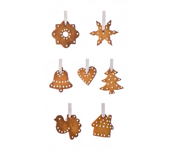 Gingerbread Size S  Package B
