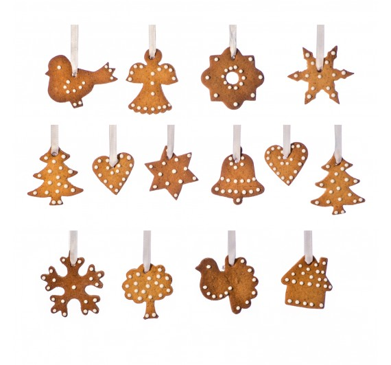 Gingerbread Size S  Package C