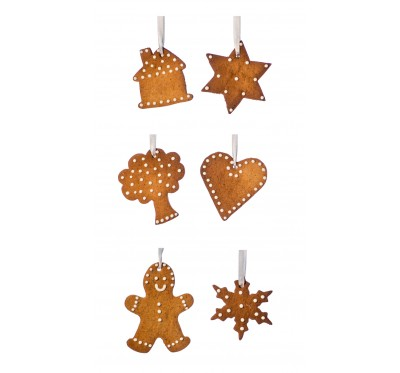 Gingerbread Size M  Package A