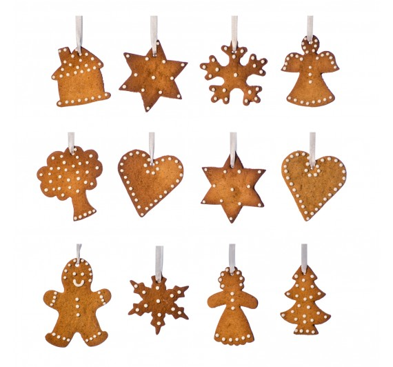 Gingerbread Size M  Package C