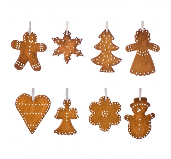 Gingerbread Size L  Package C